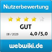 Bewertungen zu tischdeko-fuchs.de