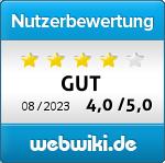 Bewertungen zu kostnix-web.de