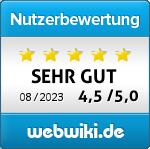 Bewertungen zu freistempelauktion.de