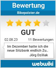 Bewertungen zu bikepolster.de