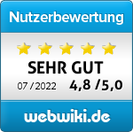 Bewertungen zu hundesportgeraete-von-kiengbo.de