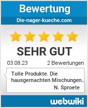 Bewertungen zu die-nager-kueche.com