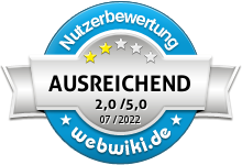 hallerts.ch Bewertung