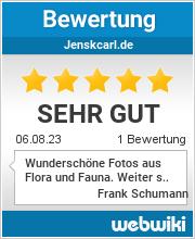 Bewertungen zu jenskcarl.de